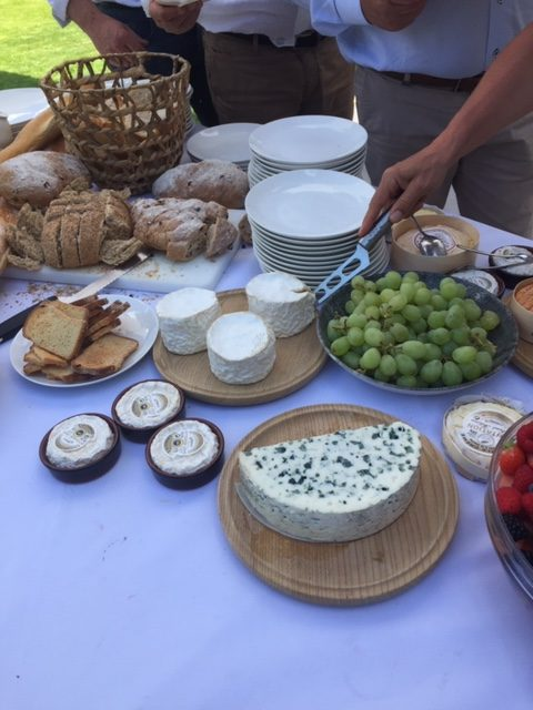 Poincare catering kaasbuffet
