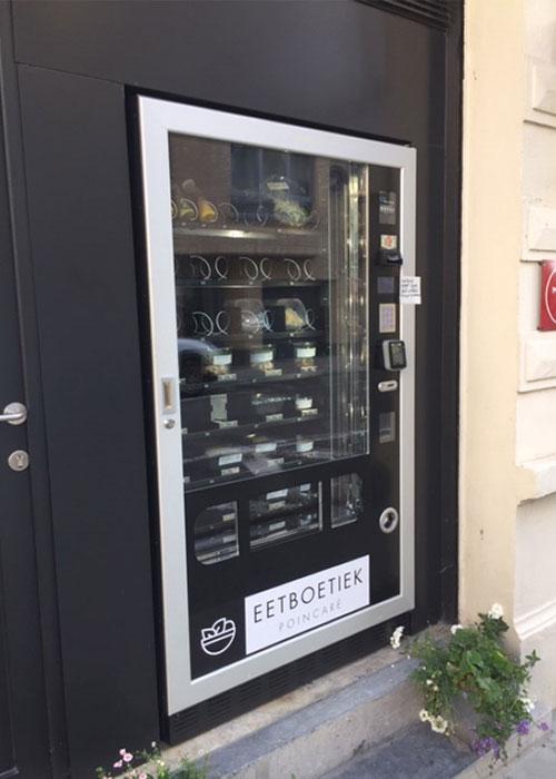 Poincaré Wenduine automaat